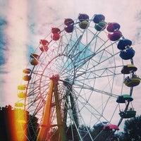 Photo taken at Sokolniki Park by Be M. on 6/23/2013