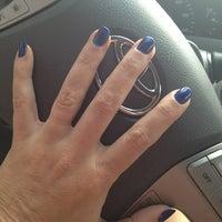 Photo taken at O.P.I. Nails by Brandi H. on 9/27/2013