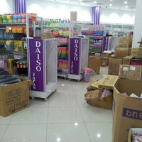 Photo taken at Daiso Japan by ShentonWill W. on 12/20/2013
