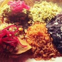 Photo taken at Border Grill Santa Monica by Yeyen on 2/7/2013