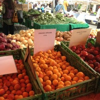 Photo taken at Divisadero Farmers' Market by Ben K. on 6/9/2013