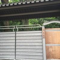Photo taken at 熱田神宮 勾玉苑 by 政明 眞. on 6/24/2015