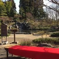 Photo taken at 日本庭園茶室 彩翔亭 by 2風🌬 on 2/19/2016
