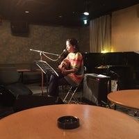 Photo taken at Lounge SHAGGY by 無 on 6/23/2015