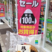 Photo taken at FamilyMart by 無 on 8/24/2014