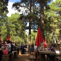 Photo taken at Restaurante La Terraza de Betty by Olga on 10/30/2016
