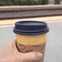 Photo taken at Pointsettia Coffee Station by Lilly L. on 9/19/2013