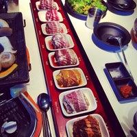 Photo taken at Eight Korean BBQ by James P. on 1/10/2014