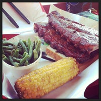 Photo taken at Pappy's Smokehouse by Sharon on 2/16/2013