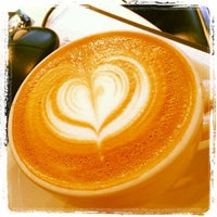 Photo taken at Everyman Espresso by Sharon on 12/21/2012