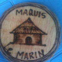 Photo taken at Le Marin by Hug C. on 7/7/2013