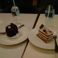 Photo taken at AH Resto & Cafe by Kamalarosa O. on 11/23/2013