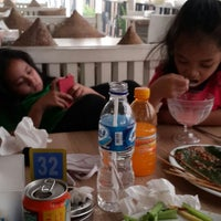 Photo taken at Hypermart Mandau City Mall by Simon G. on 3/10/2014