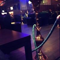Photo taken at Marhaba Lounge Bar by Erick S. on 11/20/2014