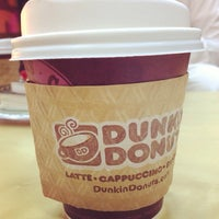 Photo taken at Dunkin' Donuts by Ahmed Alsohmi on 11/6/2013
