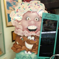 Photo taken at Ice Cream Charlie's by George M. on 8/11/2013