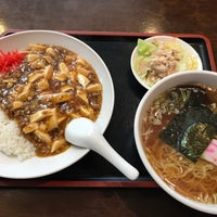 Photo taken at 東洋軒 木町通店 by Rémy on 5/22/2017