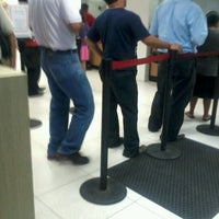 Photo taken at HSBC by maria p. on 11/30/2012