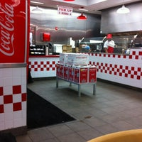 Photo taken at Five Guys by Joe M. on 2/26/2014