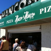Photo taken at Manco & Manco Pizza by Joe M. on 9/15/2012