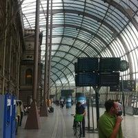 Photo taken at Strasbourg Railway Station by Сеня Л. on 6/12/2013
