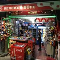 Photo taken at Bereket Büfe by Gökmen A. on 6/23/2013