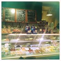 Photo taken at Gianni Gillone Pasta Bar & Ital. Feinkost by Nicole Z. on 10/5/2013