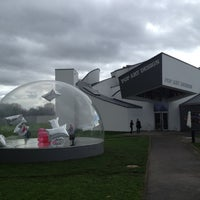 Photo prise au Vitra Design Museum par Des Pudels K. le10/12/2012