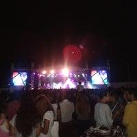 Photo taken at Marina Mustafa Ceceli Konseri by Adnan B. on 6/17/2013