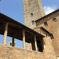 Photo taken at Torre Grossa by Celine S. on 7/20/2017