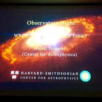 Photo taken at Harvard-Smithsonian Center for Astrophysics by Celine S. on 3/17/2016