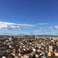 Photo taken at Torre del Micalet by Nadezhda B. on 1/16/2017
