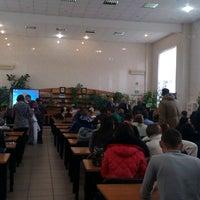 Снимок сделан в Библиотека ЧНУ им. П. Могилы пользователем Ирина Л. 11/28/2013