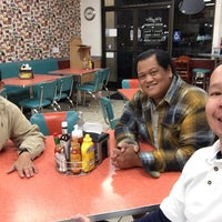 Photo taken at Phyllis' Giant Burgers by Franz H. on 5/27/2017
