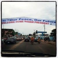 Photo taken at Monrovia by Ulla T. on 10/9/2013