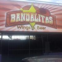Photo taken at bandalitas wings & beer by Crissjhon G. on 6/23/2013
