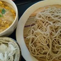 Photo taken at 蕎麦酒房 千年 by tsumach on 5/9/2014