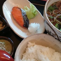 Photo taken at 蕎麦酒房 千年 by tsumach on 1/23/2014