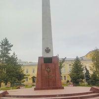 Photo taken at Дом офицеров by Nastusha K. on 9/19/2015