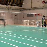Photo taken at Badminton na Výstavišti by Badminton na Výstavišti on 9/27/2013