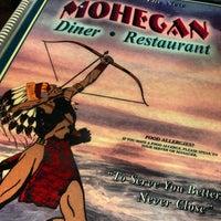 Photo taken at Mohegan Diner by John A. on 3/3/2013