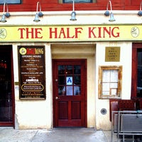 Photo taken at The Half King by John A. on 9/18/2012