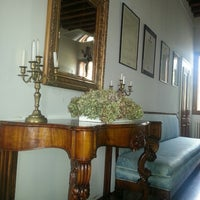 Photo taken at Museo Dello Scarpone by Emanuela D. on 10/21/2014