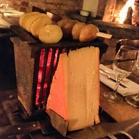 Photo taken at La Raclette by oliver on 1/28/2017