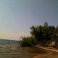 Photo taken at Сосновый бор by Анжелика Ф. on 6/27/2013