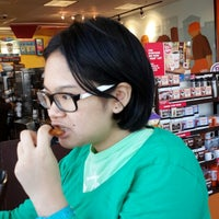 Photo taken at Dunkin Donuts by Kris on 11/30/2013