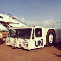 Photo taken at UNMISS Terminal by Maxim Y. on 10/17/2013