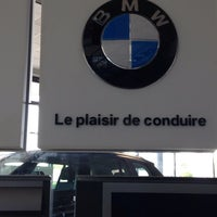 Photo taken at BMW Salève Automobiles by Luís Miguel S. on 9/11/2014