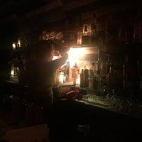 Photo taken at Mezcaleria La Milagrosa Agave Bar and Listening Room by Greg L. on 6/7/2017