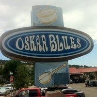 Photo taken at Oskar Blues Grill & Brew by Dave M. on 7/20/2013